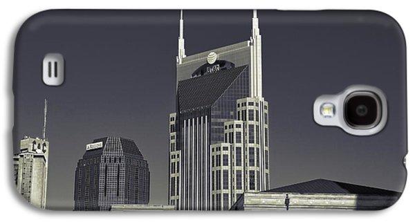 Nashville Tennessee Batman Building Galaxy S4 Case by Dan Sproul
