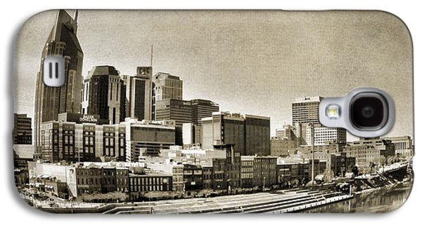 Nashville Tennessee Galaxy S4 Case by Dan Sproul