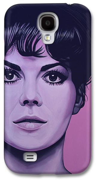 Gypsy Galaxy S4 Cases - Natalie Wood Galaxy S4 Case by Paul  Meijering