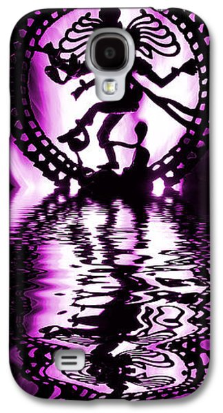 Water Filter Galaxy S4 Cases - Nataraja The Lord of Dance Galaxy S4 Case by Tim Gainey
