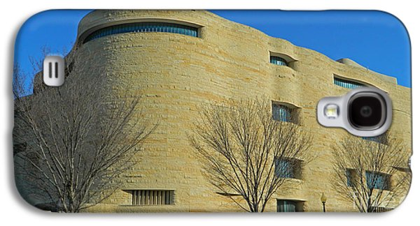 National Museum Of The American Indian Galaxy S4 Case by Emmy Marie Vickers