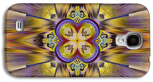 Deborah Benoit Galaxy S4 Cases - Native American Spirit Galaxy S4 Case by Deborah Benoit