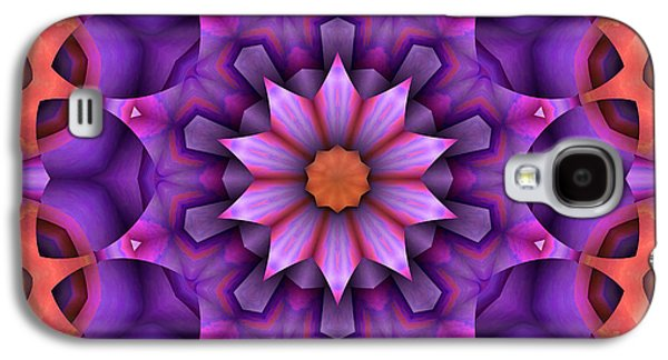 Art166 Galaxy S4 Cases - Natural Attributes 15 square Galaxy S4 Case by Wendy J St Christopher