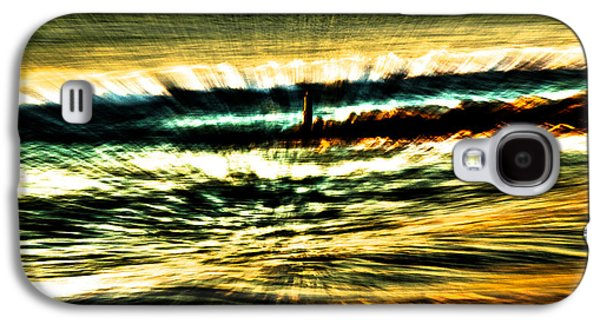 Poster Art Galaxy S4 Cases - Natural power Galaxy S4 Case by Jb Atelier