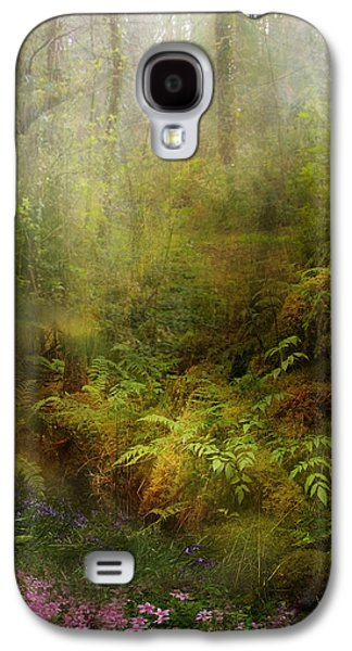 Hidden Galaxy S4 Cases - Natural State Galaxy S4 Case by Mary Hood