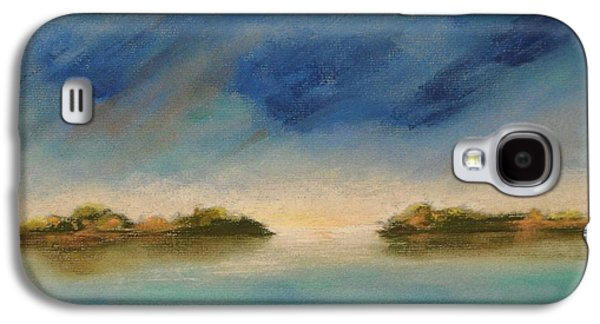 Storm Pastels Galaxy S4 Cases - Nature 4 Galaxy S4 Case by Barros