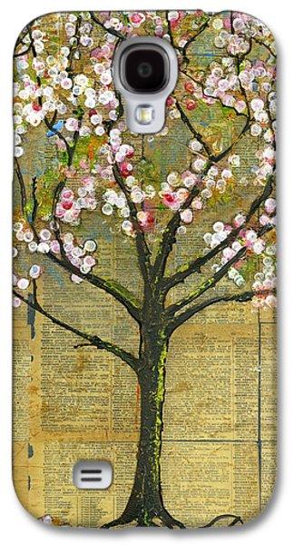 Stylish Galaxy S4 Cases - Nature Art Landscape - Lexicon Tree Galaxy S4 Case by Blenda Studio