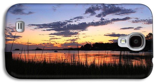 Orsillo Galaxy S4 Cases - Nature In Connecticut Galaxy S4 Case by Mark Ashkenazi