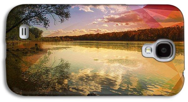 Orsillo Galaxy S4 Cases - Nature Galaxy S4 Case by Mark Ashkenazi