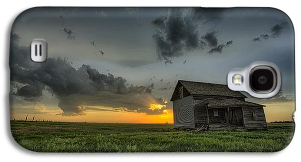 Fury Galaxy S4 Cases - Natures Beautiful Fury Galaxy S4 Case by Thomas Zimmerman