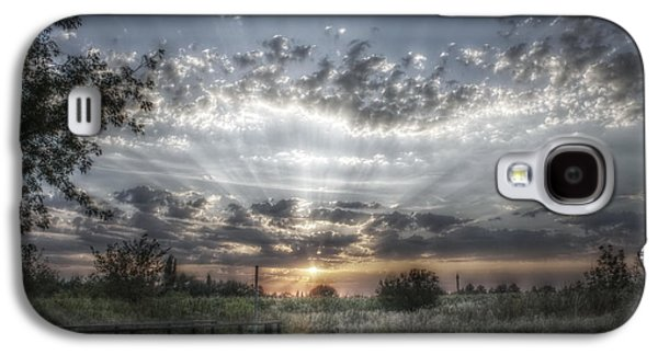 Surreal Landscape Galaxy S4 Cases - Natures Encore Galaxy S4 Case by Mountain Dreams