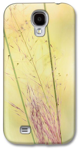 Weed Line Galaxy S4 Cases - Natures Serenity Galaxy S4 Case by Camille Lopez
