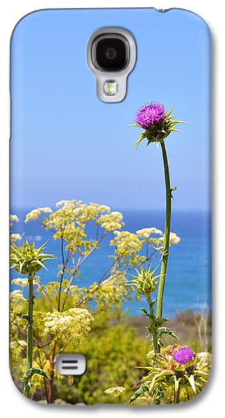 Coast Hwy Ca Galaxy S4 Cases - Natures Song Galaxy S4 Case by Lynn Bauer