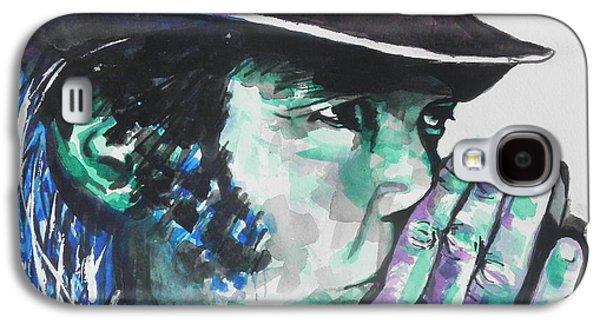 Neil Young Galaxy S4 Case by Chrisann Ellis