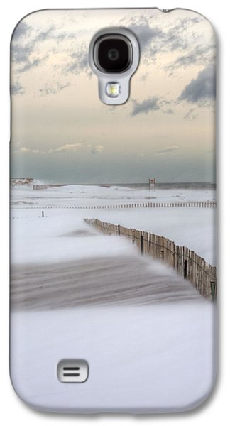 Winter Storm Photographs Galaxy S4 Cases - Nemo Galaxy S4 Case by JC Findley