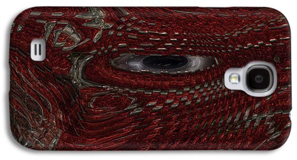 Preditor Galaxy S4 Cases - New Guy In Town Galaxy S4 Case by Jack Zulli