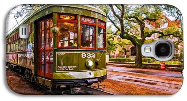 Steve Harrington Galaxy S4 Cases - New Orleans Classique oil Galaxy S4 Case by Steve Harrington