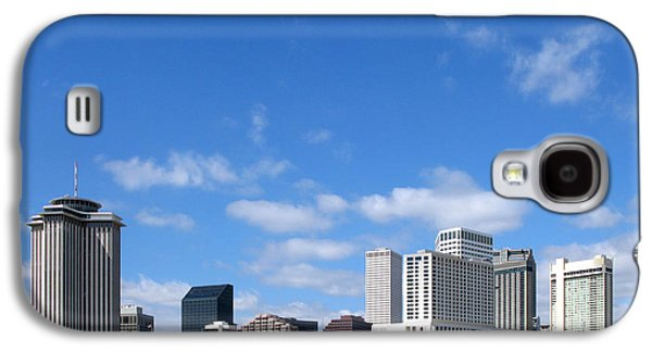 Louisiana Photographs Galaxy S4 Cases - New Orleans Louisiana Galaxy S4 Case by Olivier Le Queinec