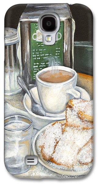 New Orleans Night Treat Galaxy S4 Case by Elaine Hodges