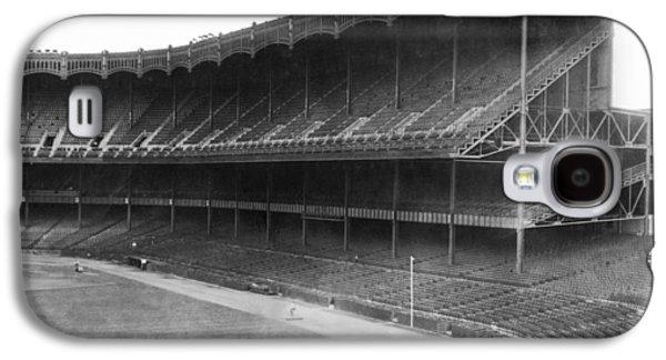 New Yankee Stadium Galaxy S4 Case by Underwood Archives