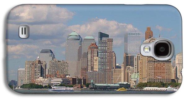 Manhatan Galaxy S4 Cases - New York City Galaxy S4 Case by Anthony Morretta