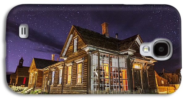 """""""haunted House"""" Galaxy S4 Cases - Night at the Cain House Galaxy S4 Case by Cat Connor"""