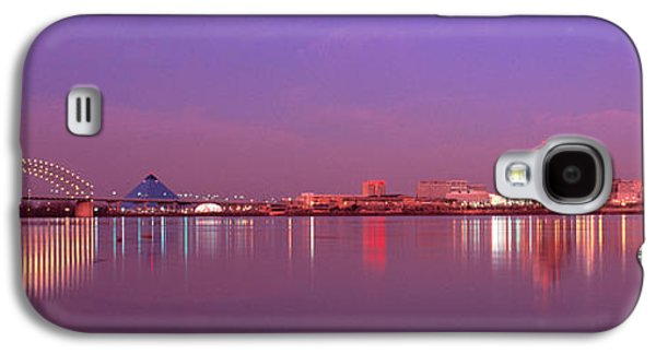 Night Memphis Tn Galaxy S4 Case by Panoramic Images