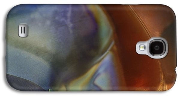 Star Glass Galaxy S4 Cases - Night Watchman Galaxy S4 Case by Omaste Witkowski