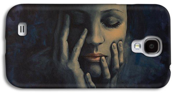 Reality Galaxy S4 Cases - Nights in July Galaxy S4 Case by Dorina  Costras
