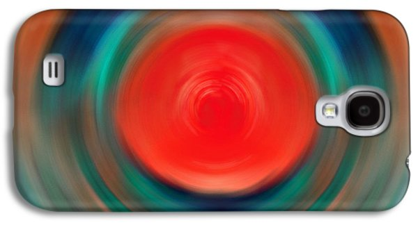 Visionary Paintings Galaxy S4 Cases - Nirvana - Energy Art By Sharon Cummings Galaxy S4 Case by Sharon Cummings
