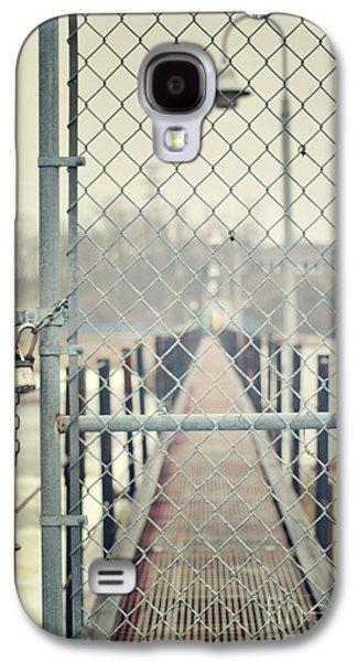 Appleton Photographs Galaxy S4 Cases - No Admittance Galaxy S4 Case by Shutter Happens Photography