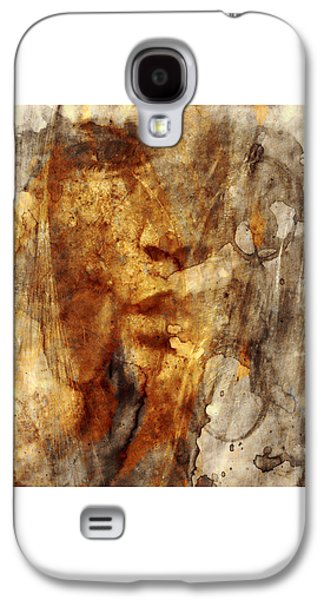 No Name Face Galaxy S4 Case by Marian Voicu