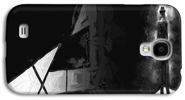 Business Galaxy S4 Cases - No One There Galaxy S4 Case by Bob Orsillo
