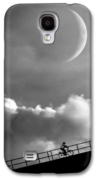 Surreal Landscape Galaxy S4 Cases - No Turning Back Galaxy S4 Case by Bob Orsillo