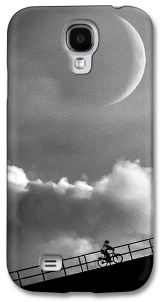 Dreamscape Galaxy S4 Cases - No Turning Back Galaxy S4 Case by Bob Orsillo