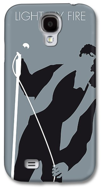 Door Galaxy S4 Cases - No007 MY The Doors Minimal Music poster Galaxy S4 Case by Chungkong Art