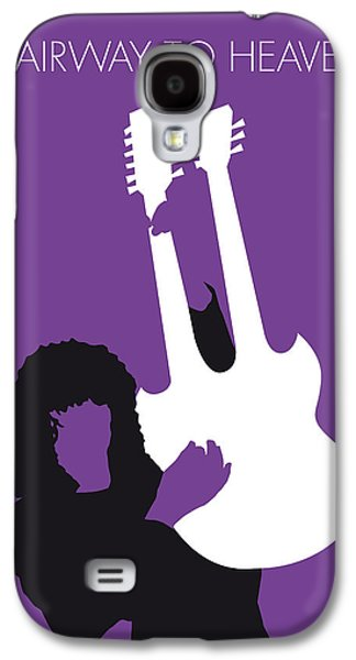 No011 My Led Zeppelin Minimal Music Poster Galaxy S4 Case by Chungkong Art