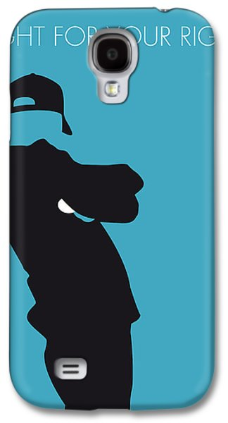 Fight Digital Art Galaxy S4 Cases - No025 MY BEASTIE BOYS Minimal Music poster Galaxy S4 Case by Chungkong Art