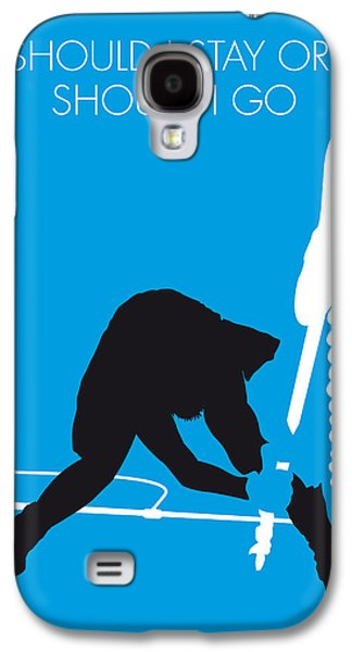 Sex Digital Galaxy S4 Cases - No029 MY The clash Minimal Music poster Galaxy S4 Case by Chungkong Art