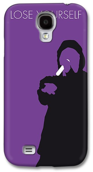 Rabbit Digital Galaxy S4 Cases - No041 MY EMINEM Minimal Music poster Galaxy S4 Case by Chungkong Art