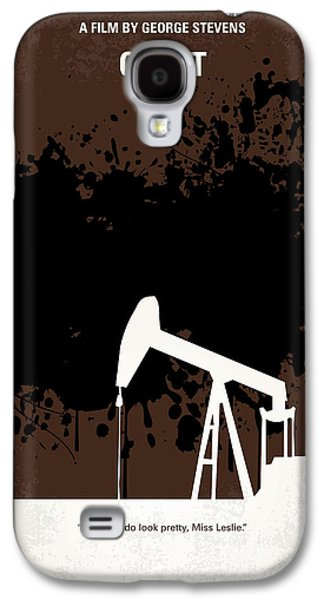 Elizabeth Galaxy S4 Cases - No102 My GIANT minimal movie poster Galaxy S4 Case by Chungkong Art
