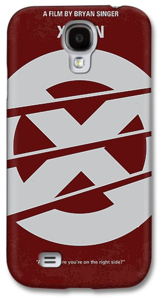 Schools Galaxy S4 Cases - No123 My Xmen minimal movie poster Galaxy S4 Case by Chungkong Art