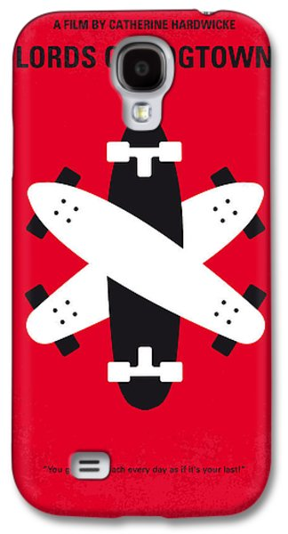 No188 My The Lords Of Dogtown Minimal Movie Poster Galaxy S4 Case by Chungkong Art
