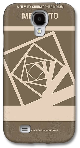 Moss Galaxy S4 Cases - No243 My Memento minimal movie poster Galaxy S4 Case by Chungkong Art