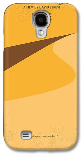 No251 My Dune Minimal Movie Poster Galaxy S4 Case by Chungkong Art