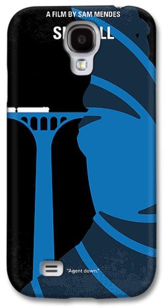 No277-007-2 My Skyfall Minimal Movie Poster Galaxy S4 Case by Chungkong Art