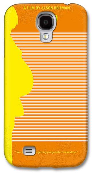 Chair Digital Art Galaxy S4 Cases - No326 My JUNO minimal movie poster Galaxy S4 Case by Chungkong Art