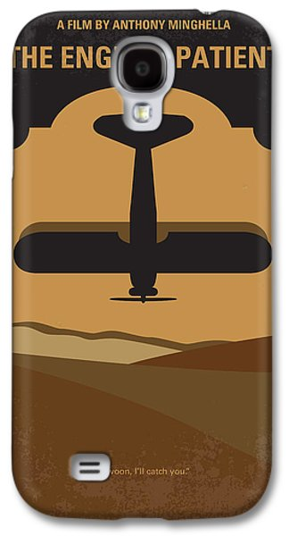 English Galaxy S4 Cases - No361 My The English Patient minimal movie poster Galaxy S4 Case by Chungkong Art