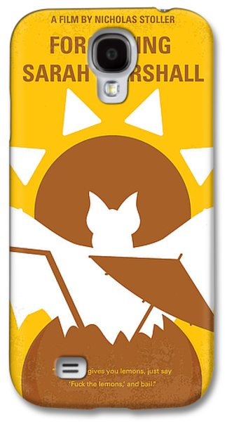 Vacation Digital Art Galaxy S4 Cases - No393 My Forgetting Sarah Marshall minimal movie poster Galaxy S4 Case by Chungkong Art