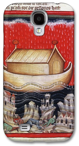 Noah's Ark And The Flood German Ms Galaxy S4 Case by Granger